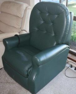 Refurbished Chairs Recliner Power
